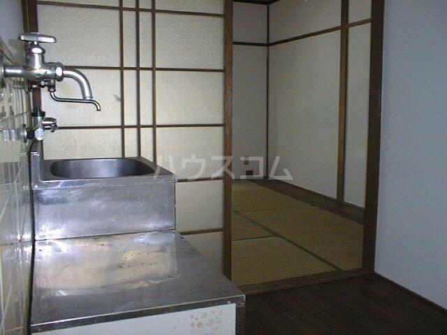 ハイムhiro 103号室のキッチン