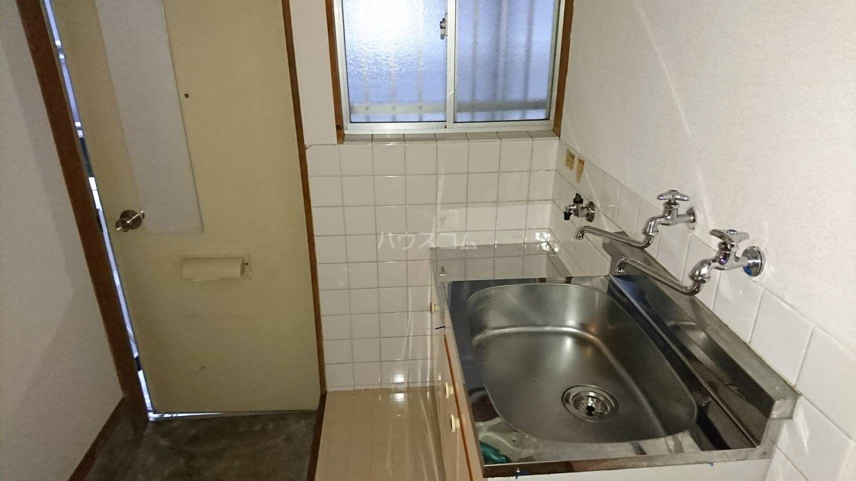 水谷コーポ 103号室のキッチン