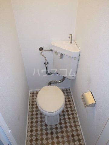 水谷コーポ 103号室のトイレ