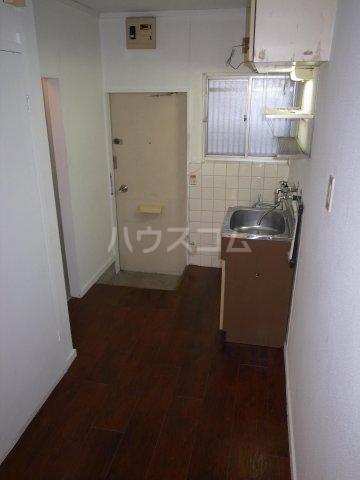水谷コーポ 103号室の玄関