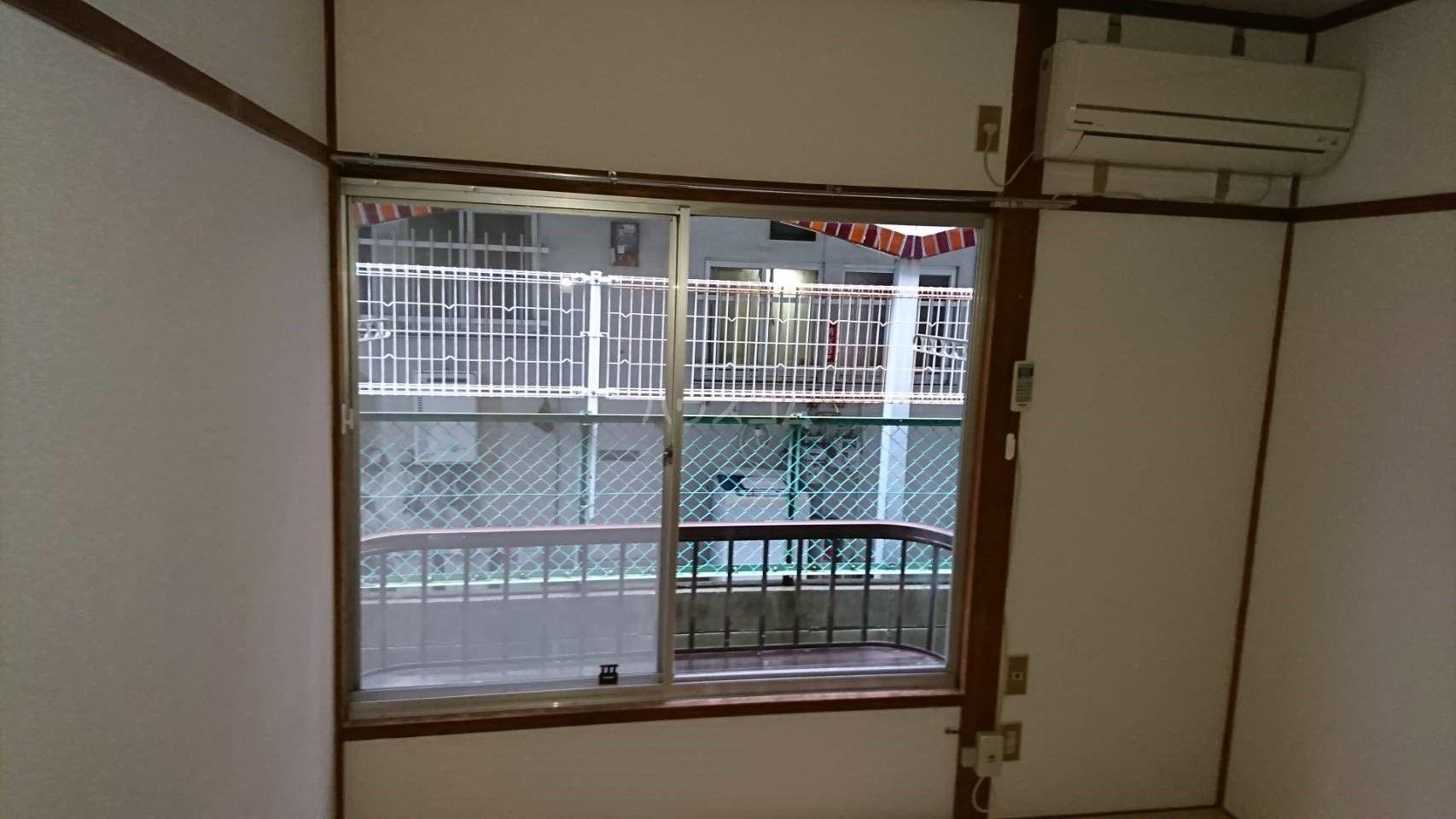 水谷コーポ 103号室のバルコニー
