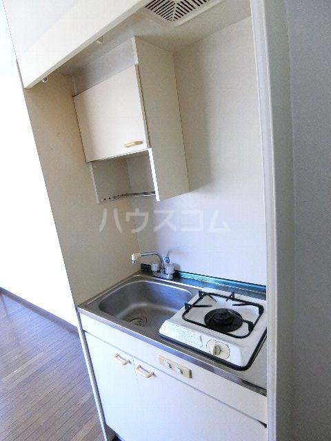 マキシム貝塚駅前 202号室のキッチン