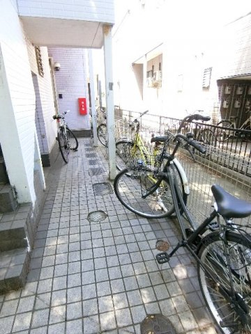 マキシム貝塚駅前 202号室のその他共有