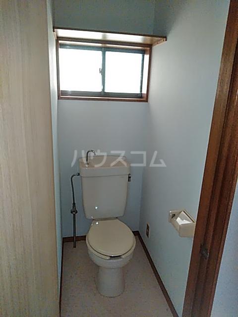 塩崎コーポ 201号室のトイレ