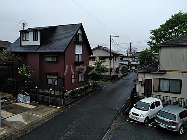 塩崎コーポ 201号室の景色