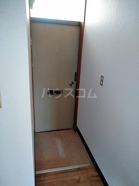 塩崎コーポ 201号室の玄関