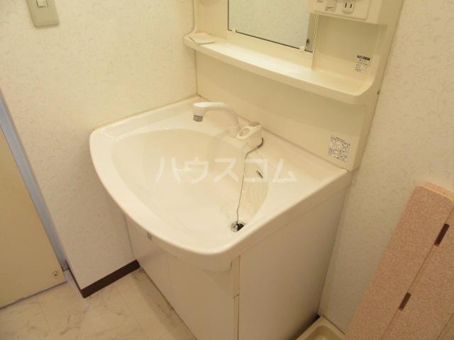 メゾン南風Ⅱ 101号室の洗面所