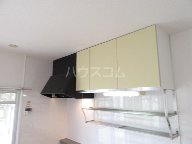 メゾン南風Ⅱ 101号室のキッチン