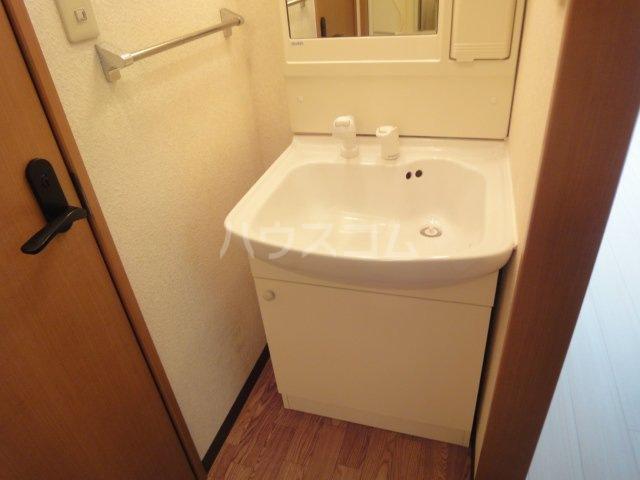 グランドパレス宮西 207号室の洗面所
