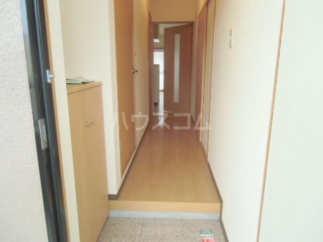 梅の里Ⅱ 105号室の玄関