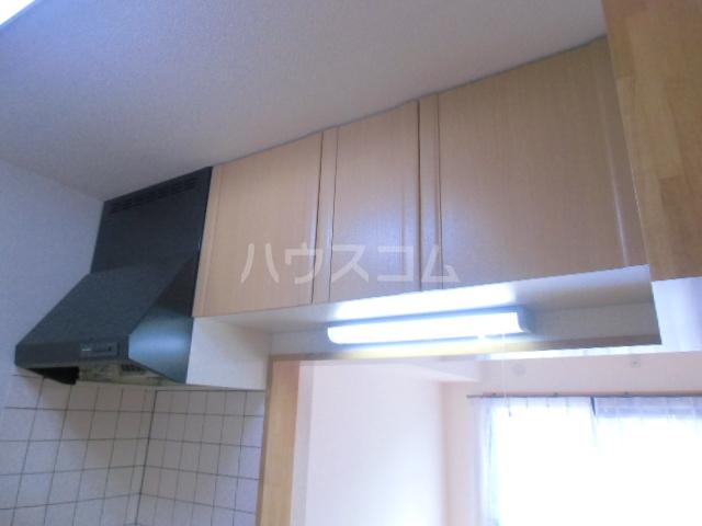 梅の里Ⅱ 105号室のキッチン