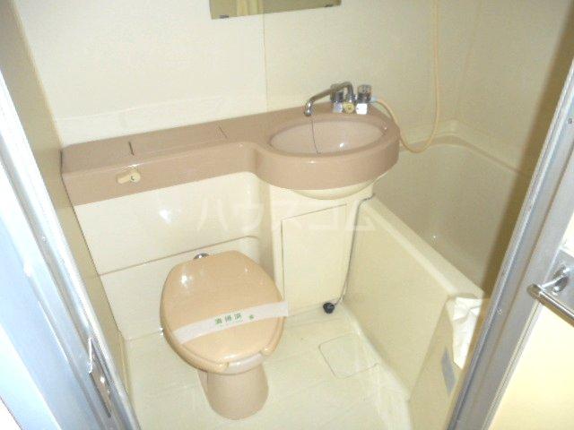 グリーンベル 202号室の風呂