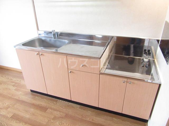 Suplus Ciel 102号室のキッチン