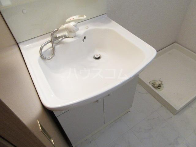 Suplus Ciel 102号室の洗面所