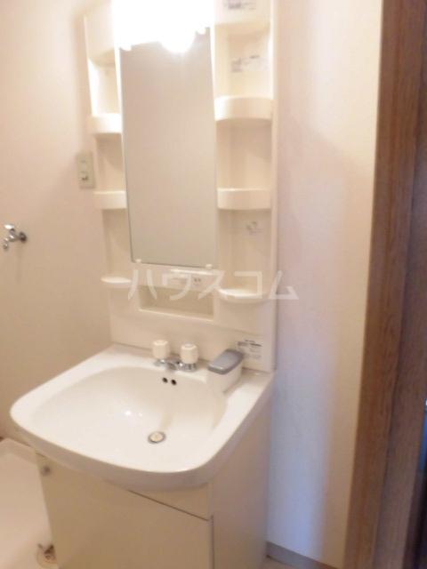 ベルアーバン 303号室の洗面所