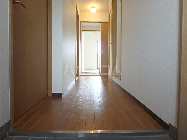 パシフィー松本 301号室の玄関