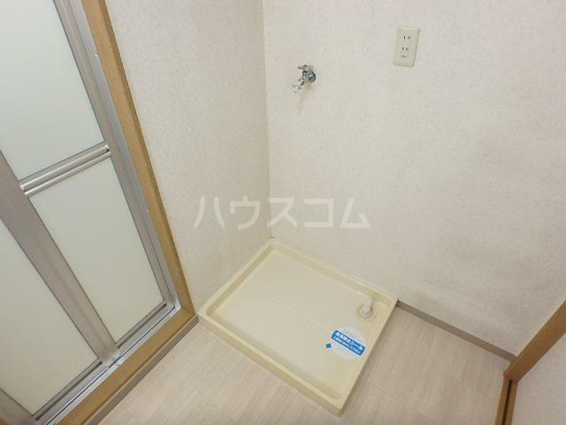 パシフィー松本 301号室の洗面所