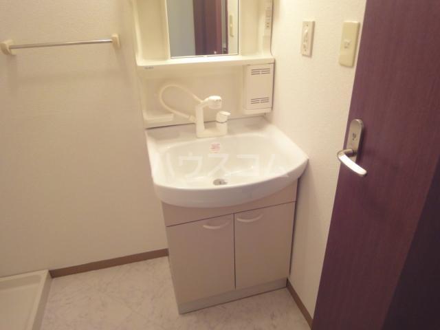サンライトクロス 103号室の洗面所