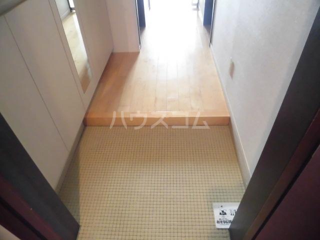 スマイルパークトダビル レジデンス 603号室の玄関