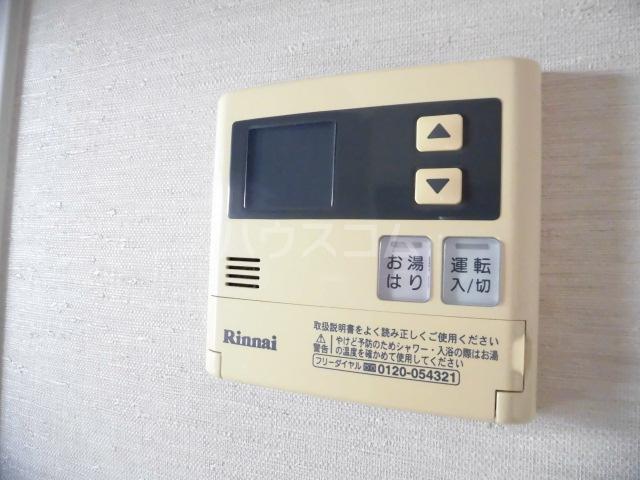 スマイルパークトダビル レジデンス 603号室の設備