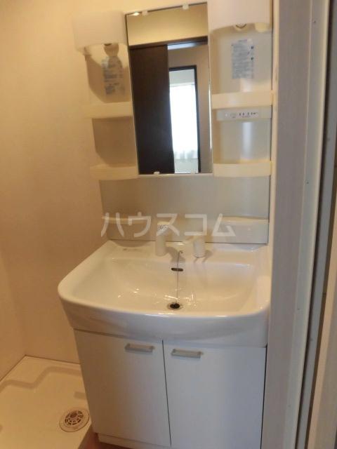 スマイルパークトダビル レジデンス 701号室の洗面所