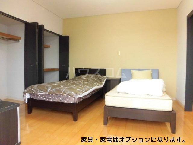 スマイルパークトダビル レジデンス 706号室のベッドルーム