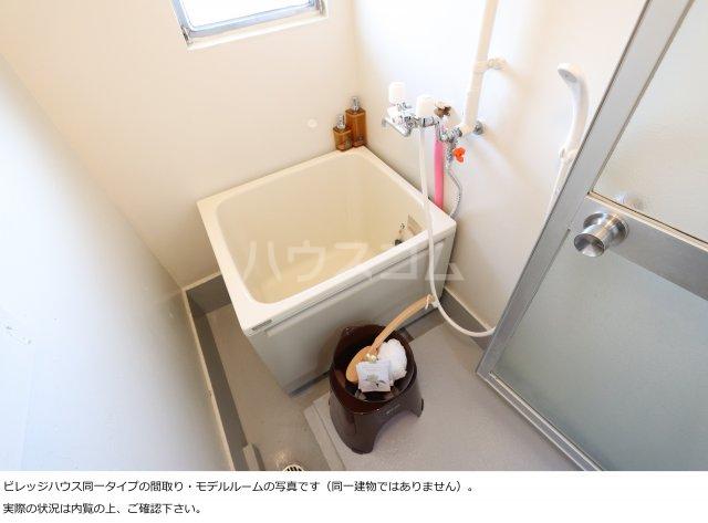 ビレッジハウス菊川1号棟 403号室の風呂