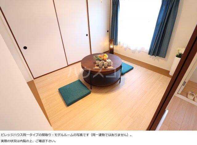ビレッジハウス菊川1号棟 403号室のリビング