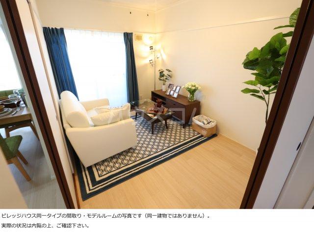 ビレッジハウス菊川1号棟 404号室のリビング