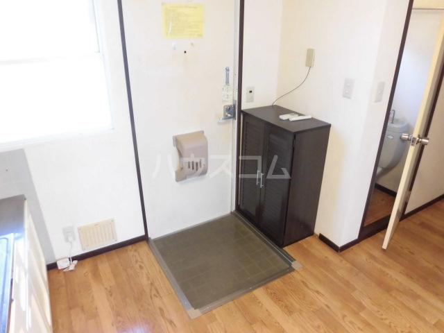 サンビレッジOGASA C棟 101号室の玄関