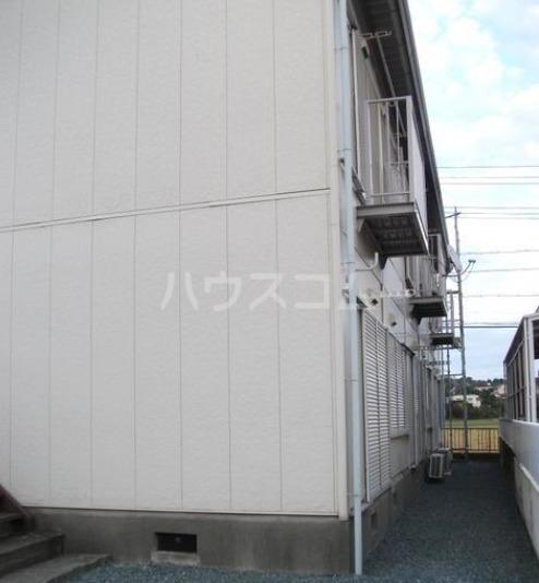 鶴田ハイツ 101号室のバルコニー