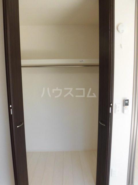 サンリット A棟 201号室の収納