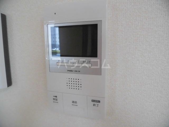 グランドソレイユⅡ 102号室のセキュリティ