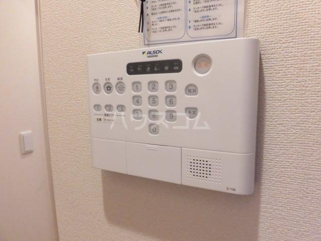 グランドソレイユⅡ 105号室のセキュリティ