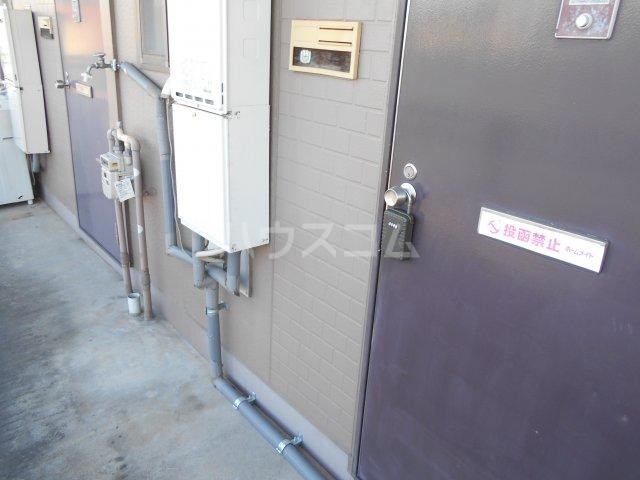 アルファメゾンB 102号室の設備