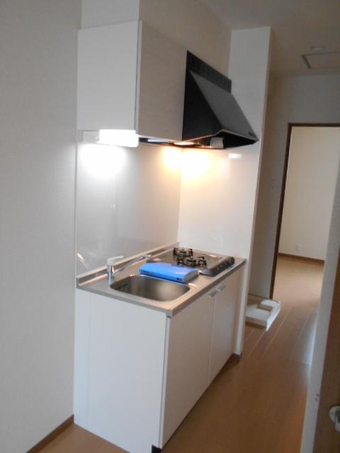 AMBITION 201号室のキッチン