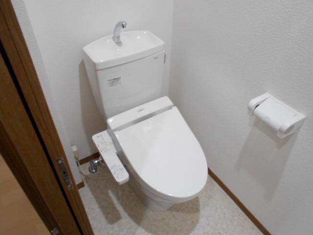 AMBITION 201号室のトイレ
