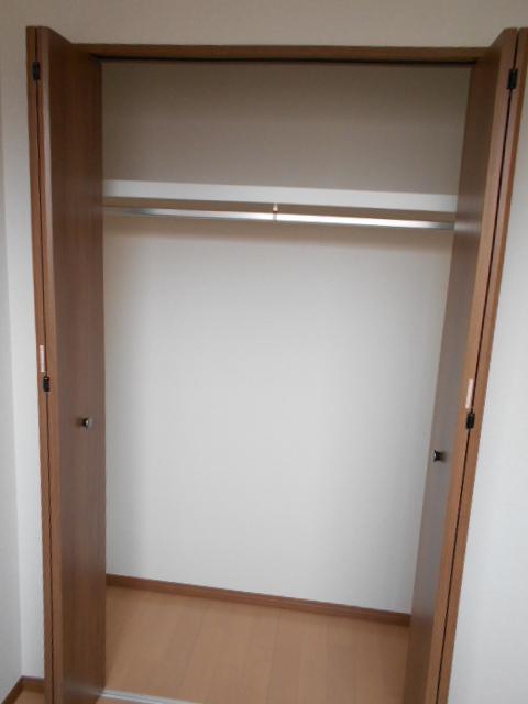 AMBITION 201号室の収納