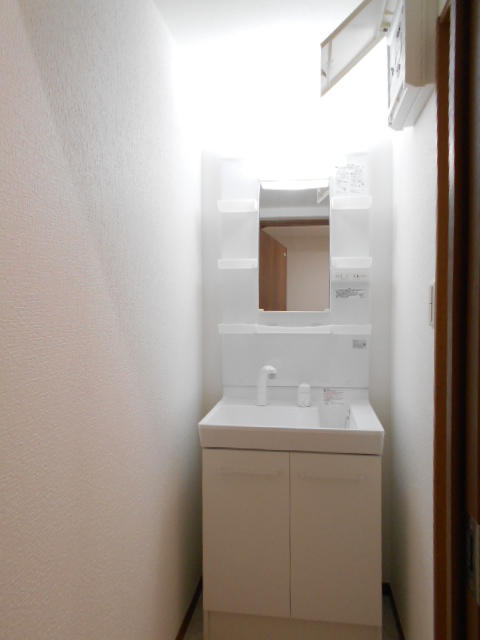 AMBITION 201号室の洗面所