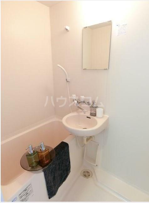 スカイコート中野第二 502号室の風呂