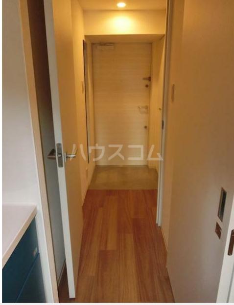 ZOOM新宿下落合 602号室の玄関