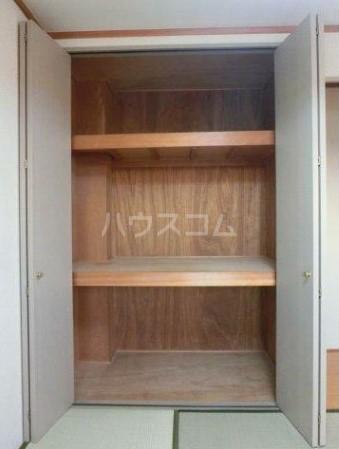 CASA・HIRO 301号室の収納