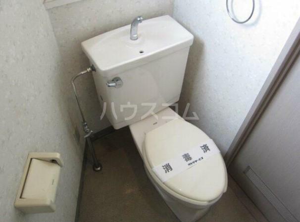 CASA・HIRO 301号室のトイレ