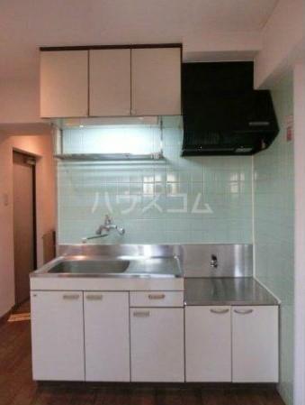 CASA・HIRO 301号室のキッチン