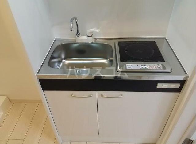 グレイスヒルズ新中野 203号室のキッチン