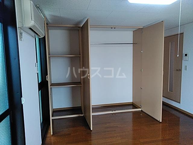 グランドールMOGI 101号室の収納
