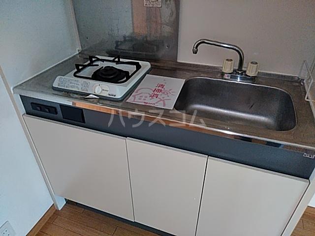 ヴィラージュホリウチ 101号室のキッチン