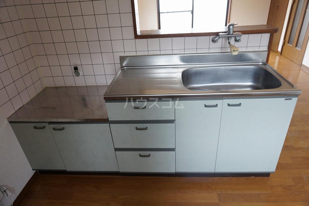 パールハイツCのキッチン