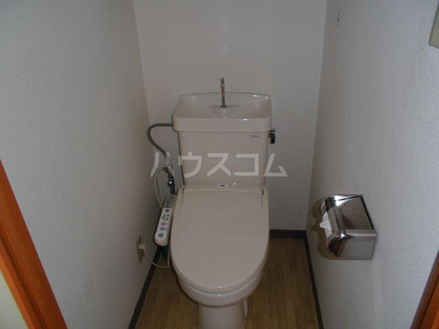 萩原ハイツ 101号室のトイレ