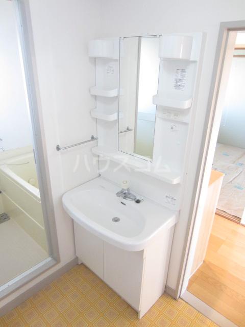 欅マンション 505号室の洗面所